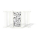 Fusion Gates Expandable Pet & Baby Gate, Songbirds