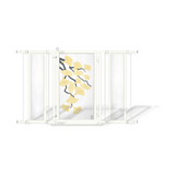 Fusion Gates Indoor Dog & Baby Gate in Autumn Ginkgo