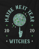 Maybe Next Year Witches Finger Disco Ball Design | I Club Detroit