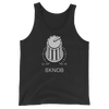 SKNOB Techno Snob Unisex Tank Top Black | I Club Detroit