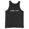 COEXIST Music Unisex Tank with Microphone | I Club Detroit