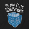 My Milk Crate Brings All the Boys Art | I Club Detroit