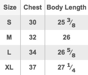 ABCDETROIT_Cotton_Crew_Size_Chart