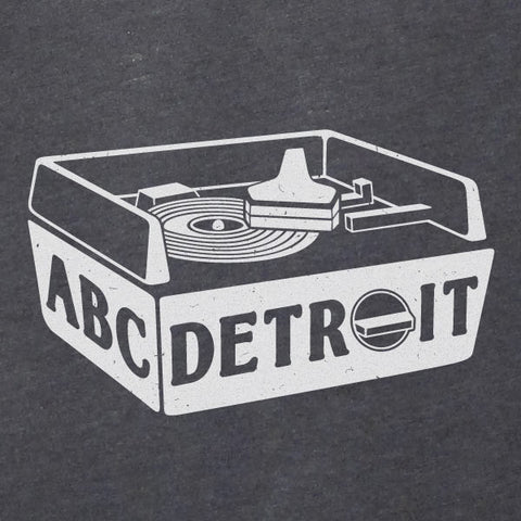 ABCDETROIT (Racerback Tank)