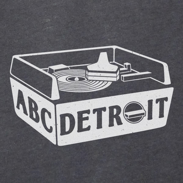 ABCDETROIT Triblend Close | I Club Detroit