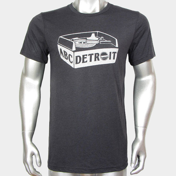 ABCDETROIT Unisex Triblend Tee | I Club Detroit