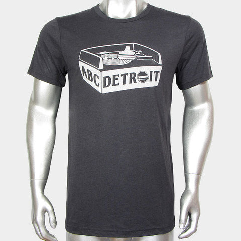 ABCDETROIT (Turntable Tee)