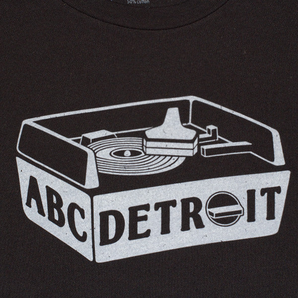 ABCDETROIT Detroit T-Shirts I Club Detroit Shirt