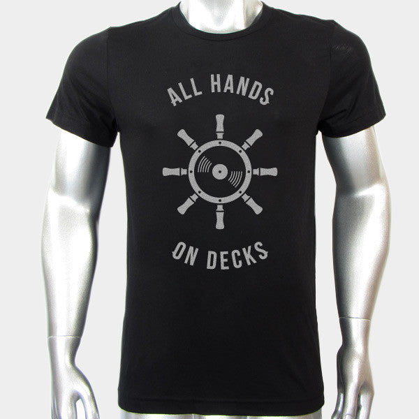 All Hands on Deck Tee | I Club Detroit
