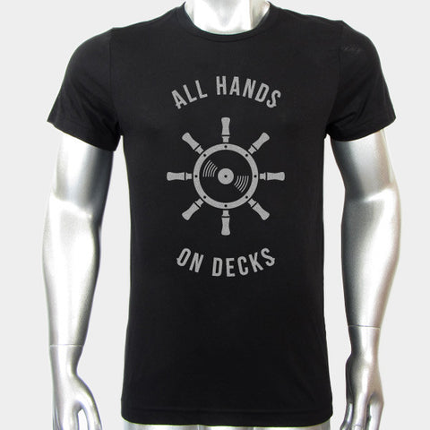All Hands on Decks (Boat Party Tee)