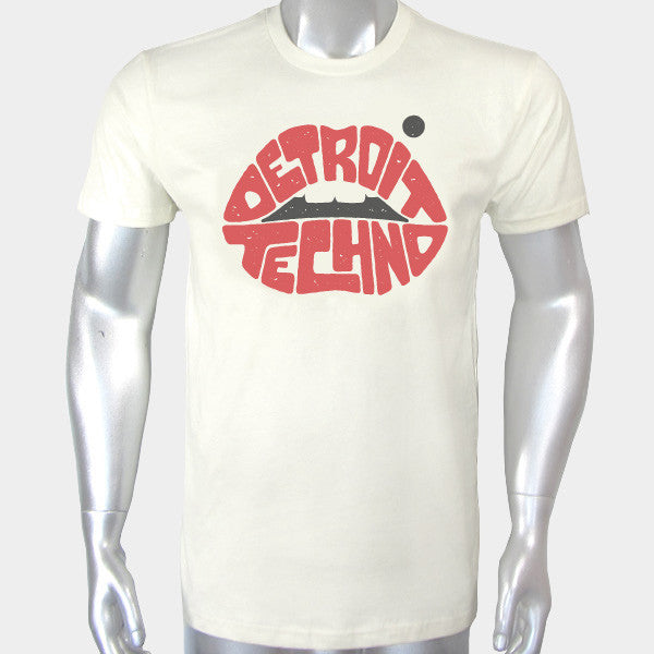 Detroit Techno T-Shirt | I Club Detroit