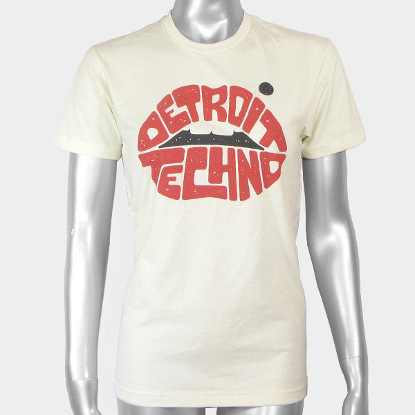 Detroit Techno Tee Unisex Woman