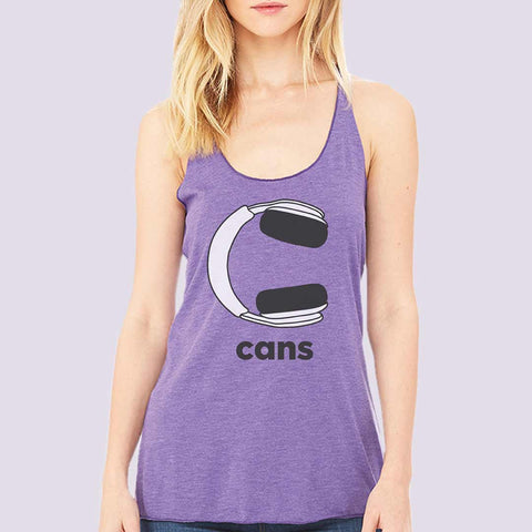 Cans Tank Top