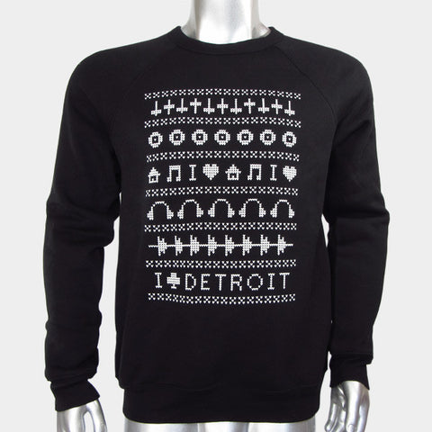 I Club Detroit (Belle Isle Knit)