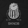 SKNOB Techno Snob Women's Crop Sweatshirt