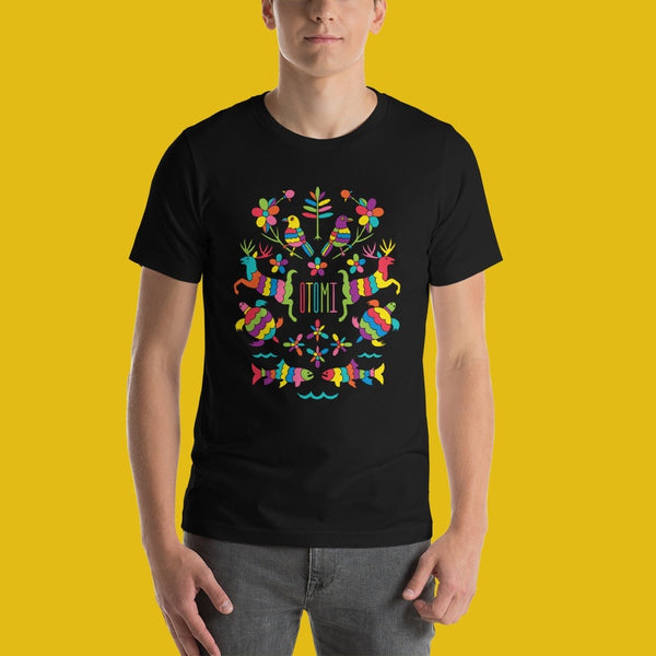 Mexican Otomi Michigan Unisex T-Shirt