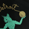 Cat Spirit of Detroit Unisex T-Shirt