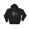 Tinnitus Speaker Ear Ringing Hoodie Black | I Club Detroit