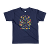 Mexican Otomi Michigan Toddler T-Shirt