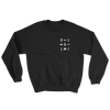 DETROIT MI Sweatshirt Black Unisex | I Club Detroit