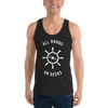 Techno Boat Party Unisex Tank Top | I Club Detroit