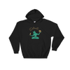 Cat Spirit of Detroit Hoodie | I Club Detroit