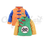 Goku Kids Costume - Baby Boy Goku Winter Kids Jacket Christmas Warm Outwear Costume