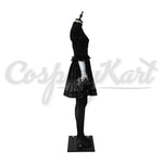 Nier Automata Cosplay - Women Outfit Disguise Fancy Girls  Party Black Black Costume