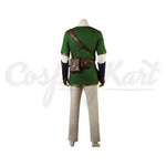 Zelda Princess Costume - Zelda Twilight Princess Link Cosplay Adult Outfit Men Costume
