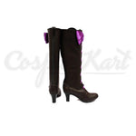 Alois Trancy Wigs - Black Butler Alois Trancy High Heel Party Boots For Adult Men