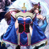 Sebastian Michaelis Cosplay - Ahri D.VA Custom Size Uniform Costume