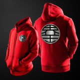 Goku Black Costume - Winter Casual Funny Printed Black Men Hoodies Jacket  Costume