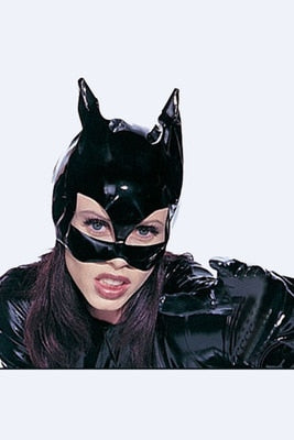 Catwomen Mask - Batman Bodysuit Mask Halloween Lady Cosplay Costume