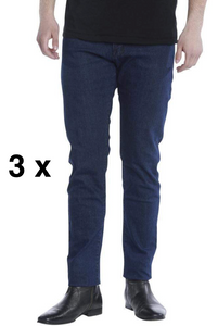 3 x The Perfect Jeans - Dark Blue