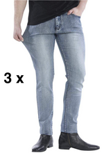Load image into Gallery viewer, 3 x The Perfect Jeans - Grey Denim
