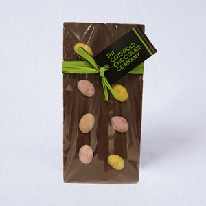 The Cotswold Chocolate Company Milk Mini Egg Bar