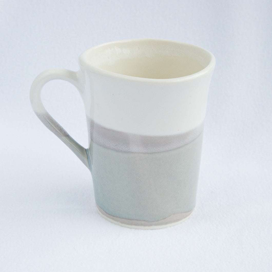 Golden Thread Pottery Grey Skies Mug