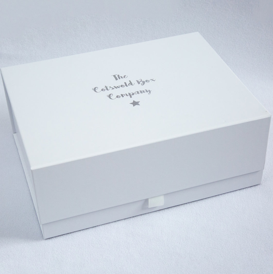 Large Hot Foil Branded Gift Box