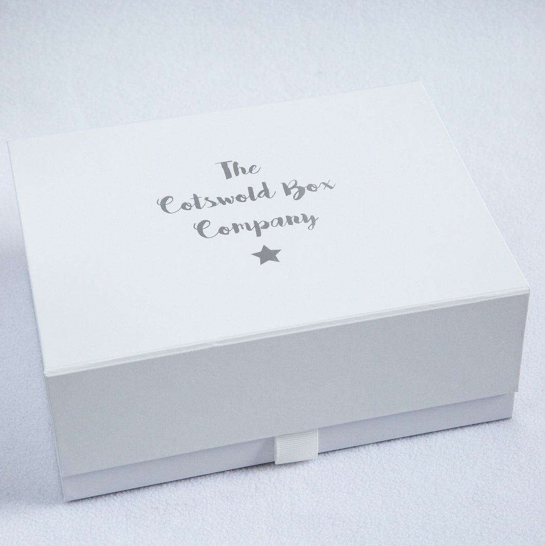 Small 'Bijou' Hot Foil Branded Gift Box