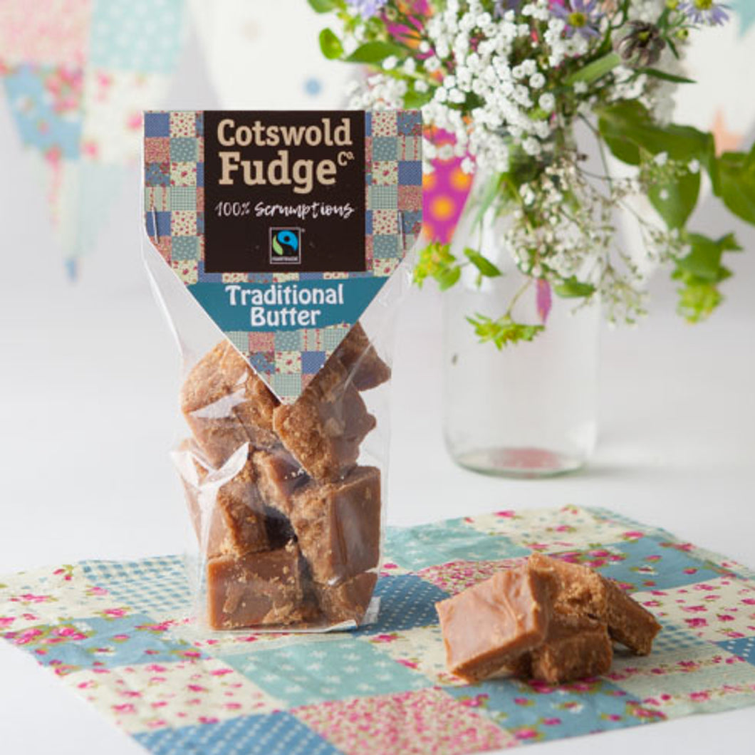 Cotswold Fudge Company Traditional Butter Fudge
