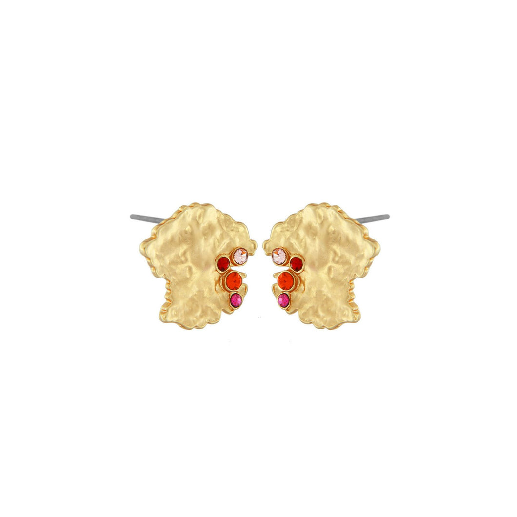 AMELIA RAINBOW EARRING GOLD PLATED