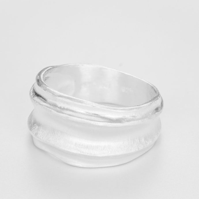 NUDE AND MIRROR RING - Amabis