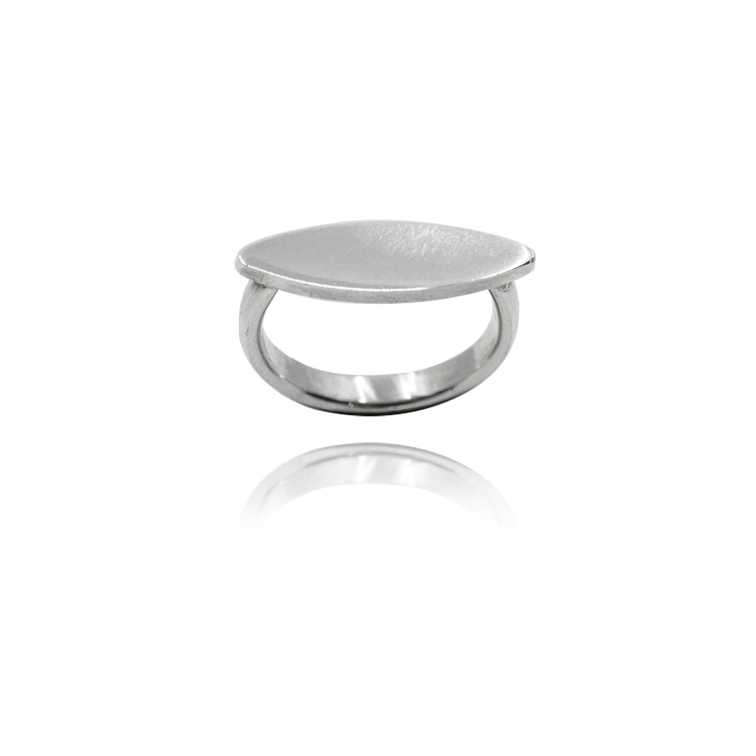 OVAL TOP RING - Amabis