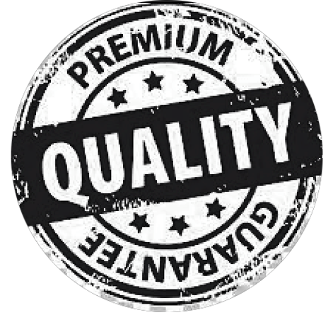 Premium Quality Guarantee