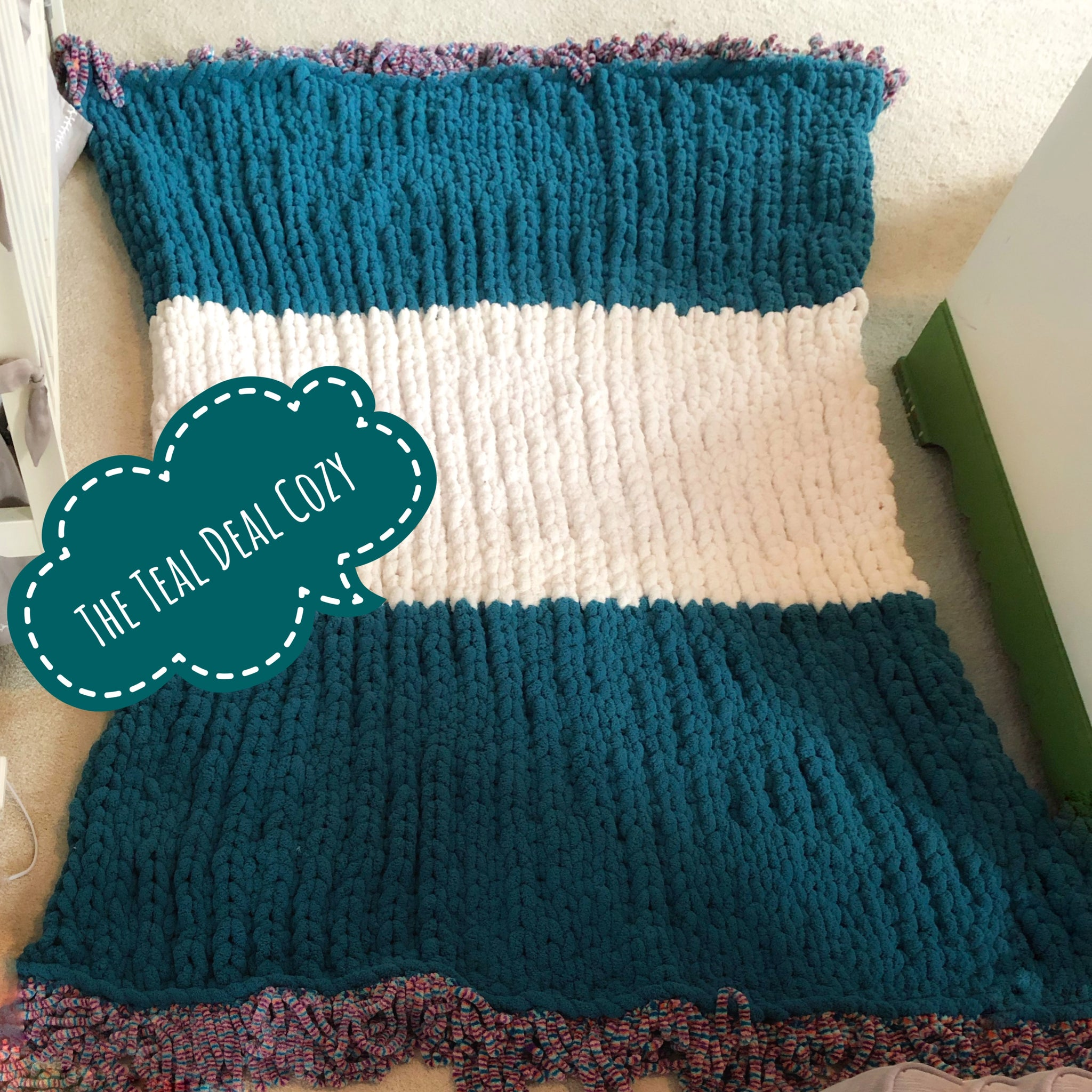 The Teal Deal Sofa Cozy