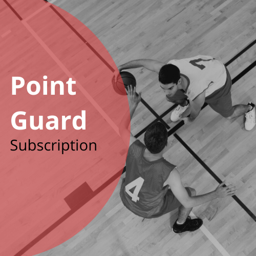 Point Guard Monthly Subscription