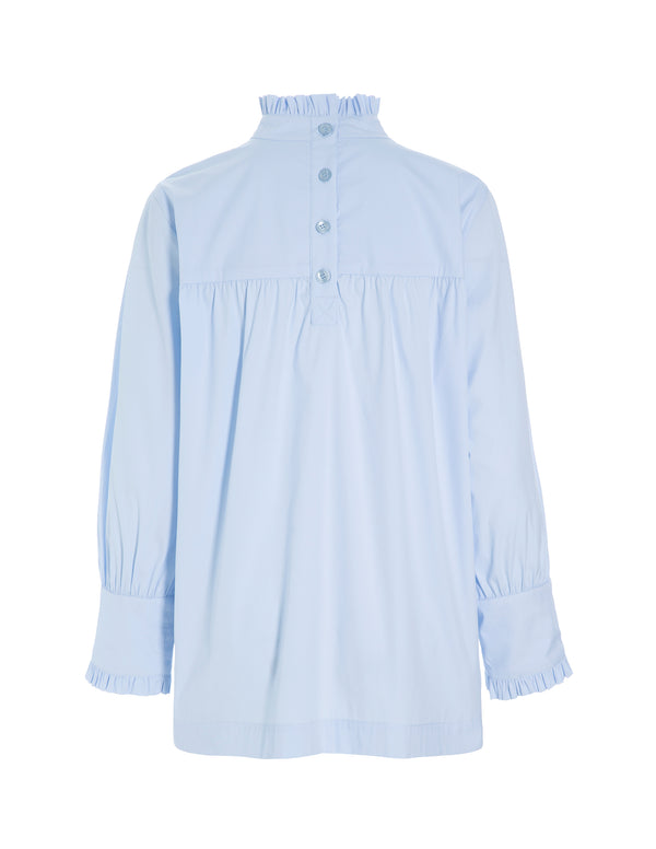 AGNES SHIRT - LIGHT BLUE