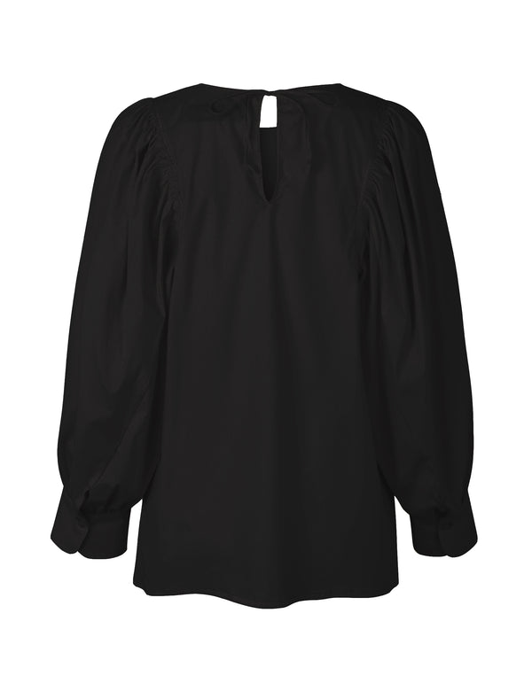 AIDA SHIRT BLACK