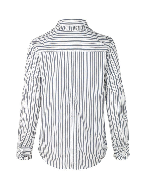 ALBA SHIRT COTTON STRIPE