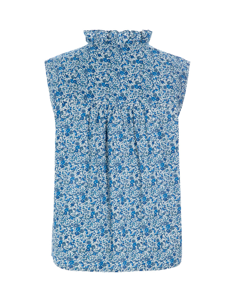 ANNI SHIRT TOP - GEORGINA